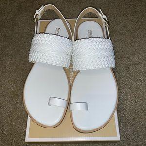 Michael Kors Shoes - Michael Kors Sonya Flat Woven